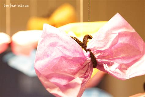 How To Make A Butterfly Out Of Tissue Paper - how to make a butterfly out of tissue paper 28 images