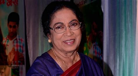 dead actors and actresses list 2016 veteran actor theatre person sulabha deshpande passes