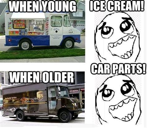Car Parts Meme - one hot lap ice cream and car parts