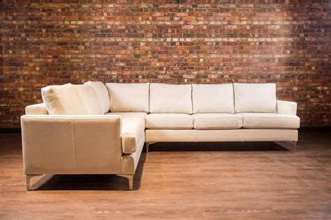 condo sectional sofa canada new york new york sectional condo series leather