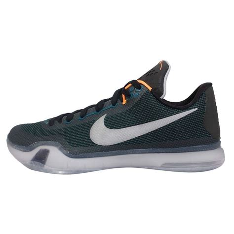 kobes shoes nike x ep 10 flight pack bryant teal silver grey
