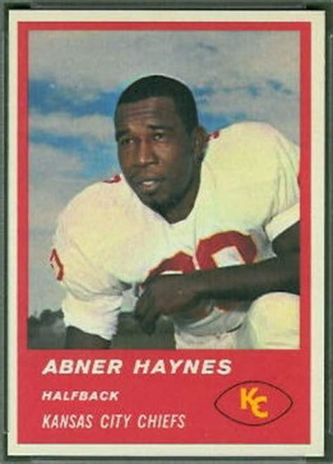abner haynes opinions on abner haynes