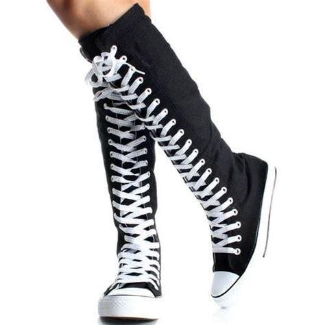 imagenes de zapatillas emo botas estilo converse punk skate emo geniales 850 00