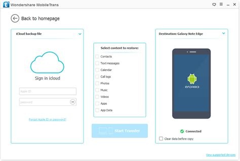 icloud sign in on android how to sync icloud contacts to android