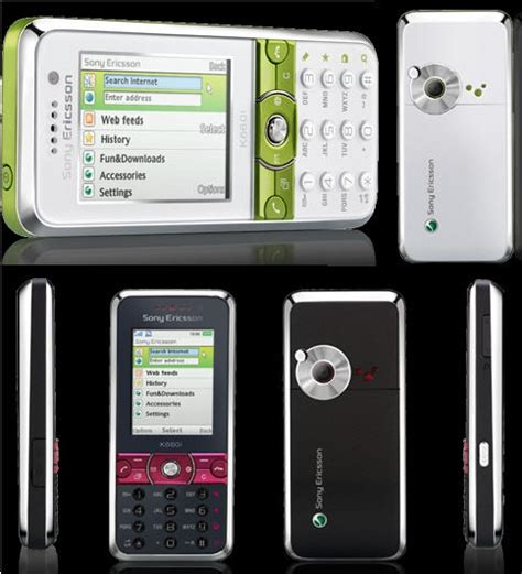 Sony Launch The W580 by Sony Ericsson S Phone Release Plans Leaked