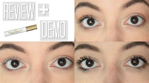 Harga L Oreal Voluminous Primer Mascara l oreal voluminous lash primer review demo