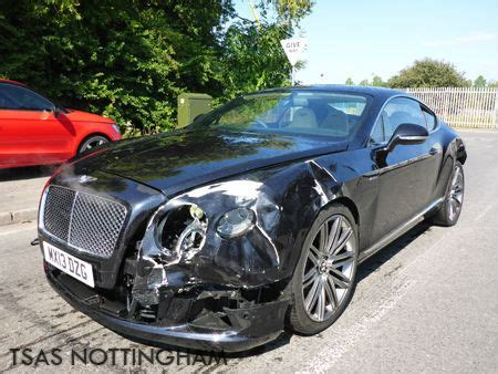 damaged bentley for sale 2013 bentley continental v12 gt speed auto 616 bhp damaged