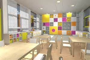 Day Care Center Interior Design By Archiformacja Pl Kids Architecture Design Pinterest