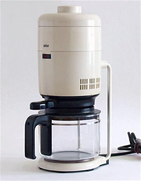 Kf Coffee Maker braun kf20 aromaster a retro futuristic coffee maker
