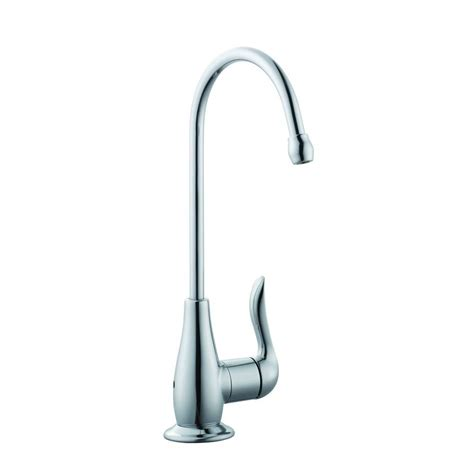 How To Install Glacier Bay Faucets by Glacier Bay Replacement Filtration Faucet In Mediterranean