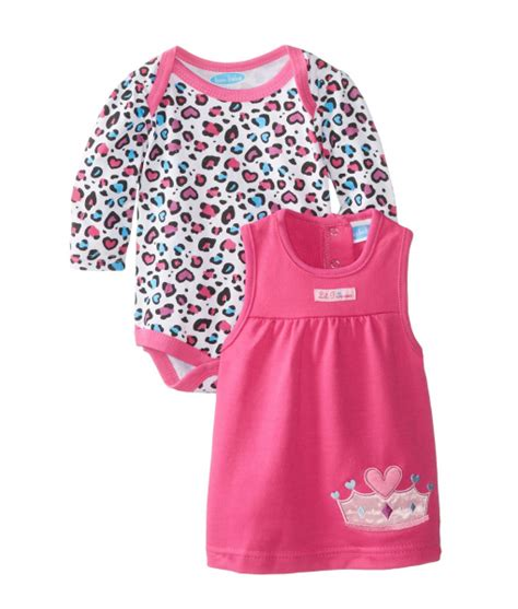 Baby Romper Bon Bebe bon bebe terry jumper with bodysuit baby clothing set baby clothes baby clothing