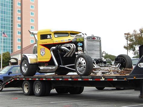 Peterbilt Truck Racing bad race