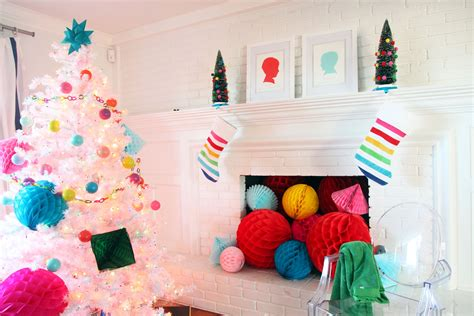 rainbow tree decorations decorating for babyproofing edition pencil
