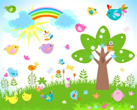 Garden Background Clipart   Clipart Suggest