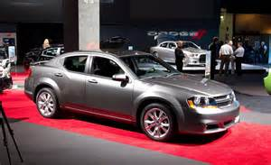 2012 Dodge Avenger Car And Driver