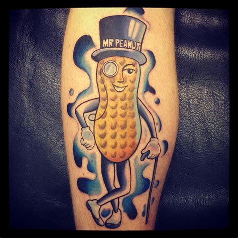 peanut tattoo 28 planters peanut picture at steve buscemi
