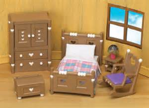 Sylvanian Families Bedroom Furniture Set Sylvanian Families Field View Bedroom Furniture Set Toys Thehut