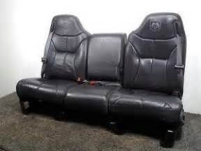 Dodge Ram Leather Seat Replacement Replacement Dodge Hemi Ram Truck Leather Seats W Jump