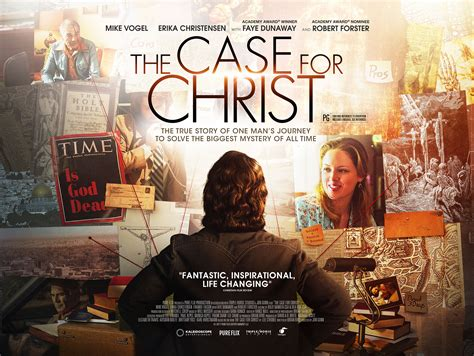 the case for christ top documentary films the case for christ fetch publicity