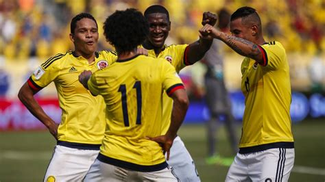 Calendario Eliminatorias 2018 Seleccion Colombia Eliminatorias Rusia 2018 Objetivo De Colombia En 2017