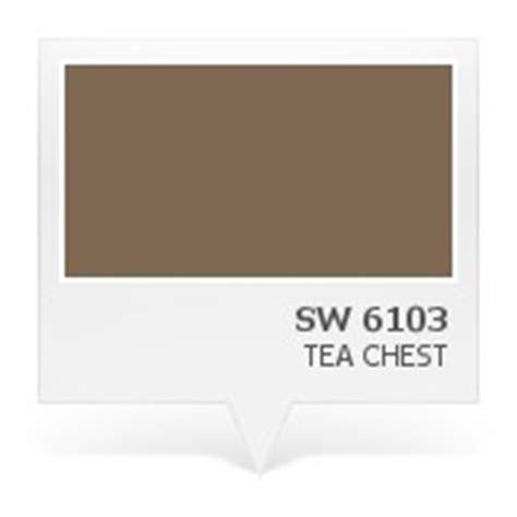 sw 6103 tea chest fundamentally neutral sistema color
