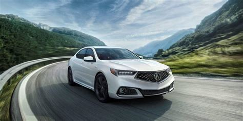 acura tlx dealership 2018 acura tlx 5 best changes in the refreshed sedan