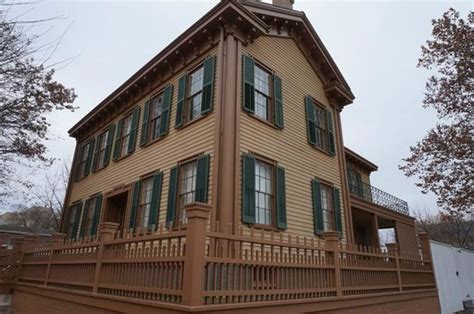 abraham lincoln historical tours in springfield illinois abraham lincoln s home springfield il picture of