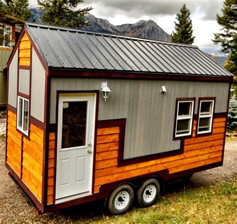 hummingbird micro homes tiny homes made in fernie bc