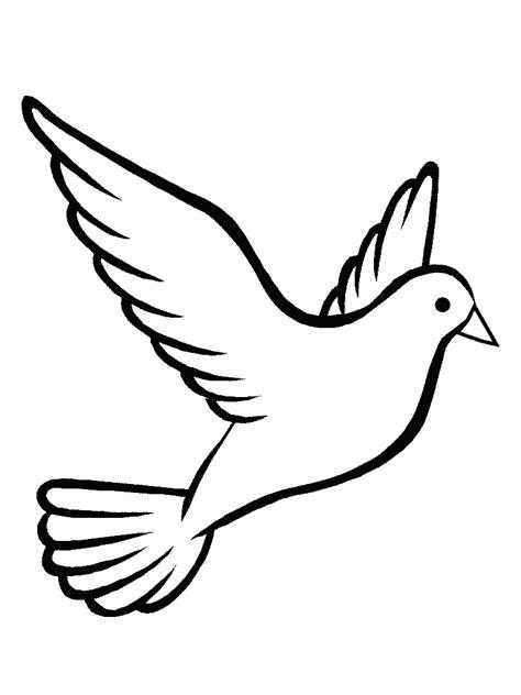 imagenes de palomas blancas de la paz dibujos de palomas la paz para colorear d a pictures