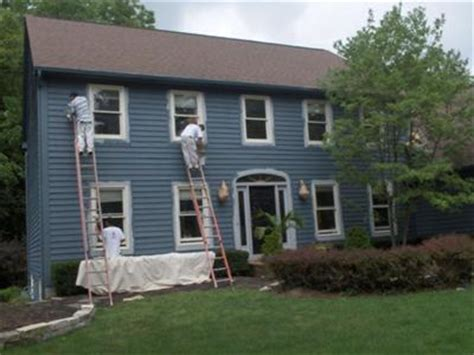 painting a house exterior house painting power wash this