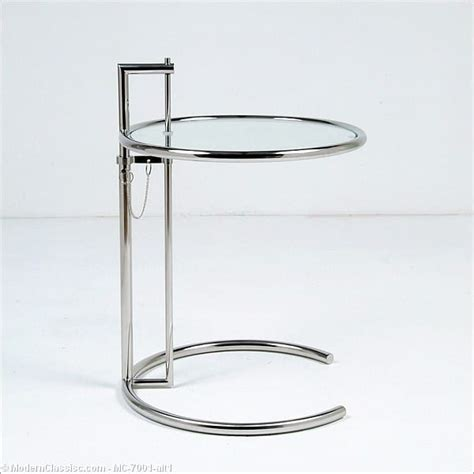 eileen gray side table eileen gray adjustable side table modernclassics