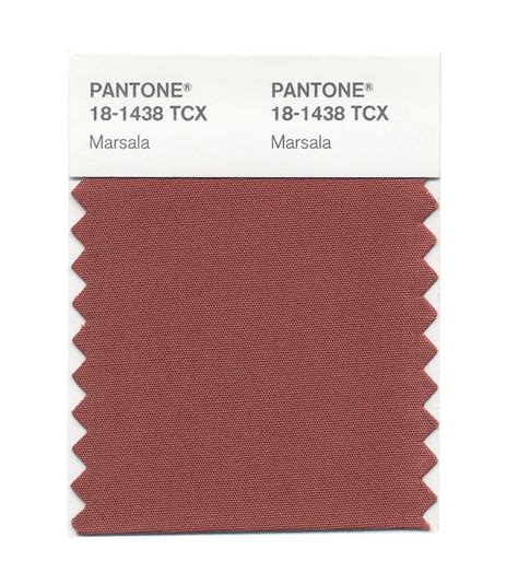 pantone s 2015 color of the year is positively delicious