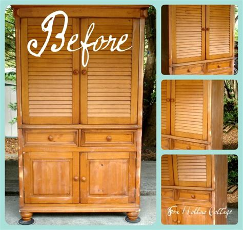 repurposed tv armoire armoire cool repurpose tv armoire design how to put shelves in an armoire repurposed