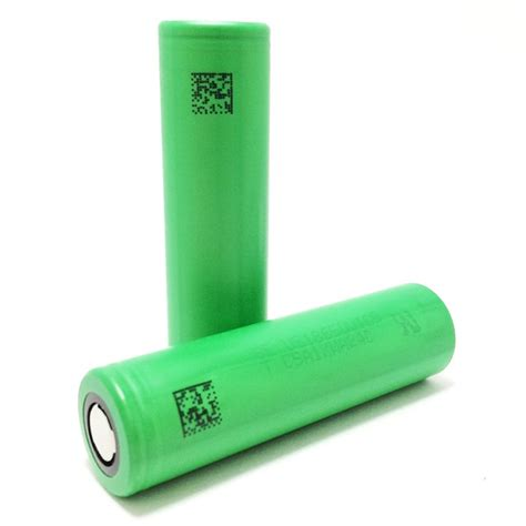 Sony Vtc5 18650 Lithium Ion Cylindrical Battery 37v 2600mah Green 8 sony vtc5a 18650 2600mah battery 30a innovapes llc