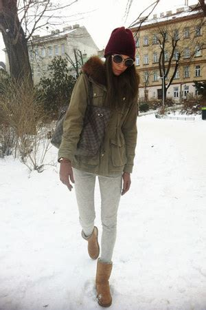 Jaket Parka Pria Hrcn Unknown Army Green H 2027 Bahan Baby Canvas beige how to wear beige page 6 chictopia