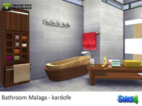 bathroom supplies malaga the sims resource bathroom malaga by kardofe sims 4