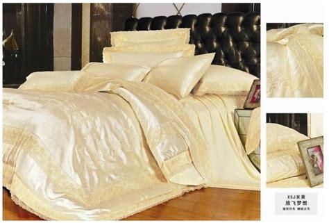 cream king comforter aliexpress com buy mulberry silk comforter bedding set