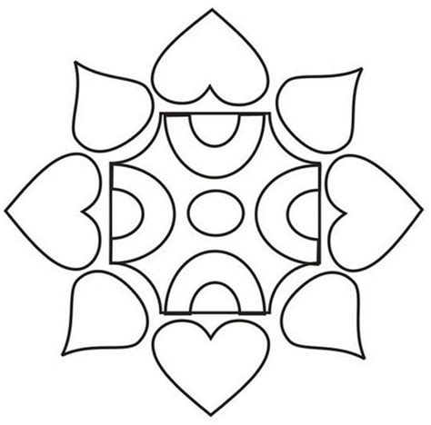 free coloring pages of diwali festival