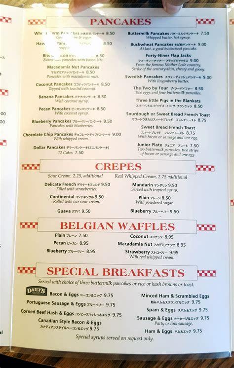 original house of pancakes menu original house of pancakes menu 28 images original