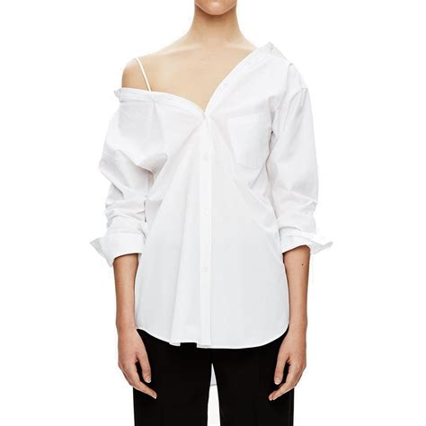 Theory Shirt by Theory Tamalee The Shoulder Shirt