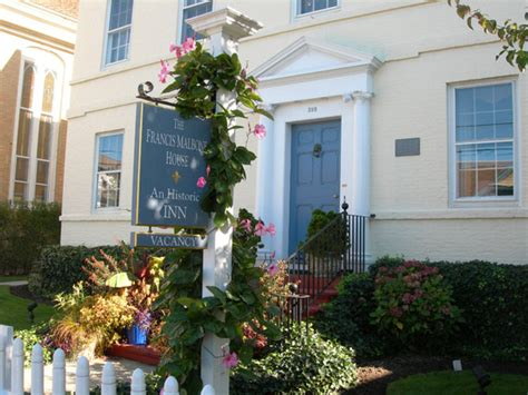 Featured Gay Friendly Accommodations Francis Malbone House Newport Rhode Island