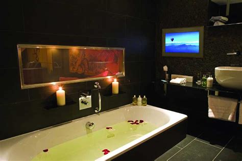 bathroom television best bathroom luxuries to add to your space karry home