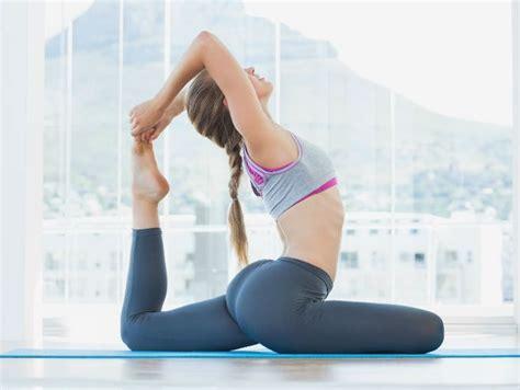 imagenes ejercicios yoga rutina de yoga para piernas firmes soyactitud
