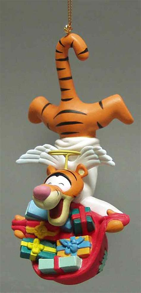 grolier disney christmas ornament tigger 1242664