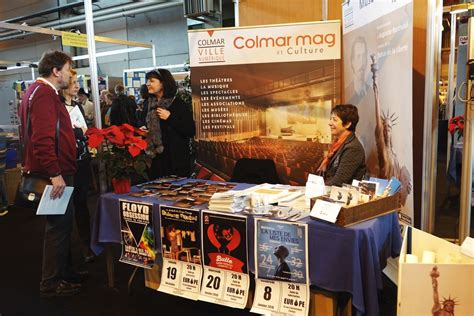 location bureau colmar colmar alsace tourist office book fair