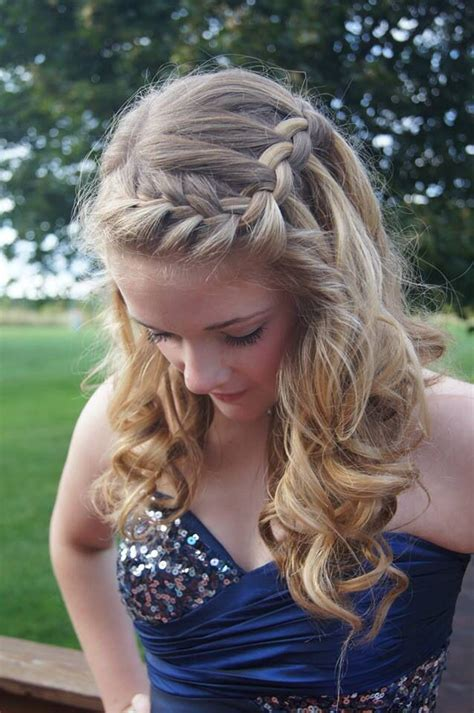 hairdos for girl for father daughter dance homecoming or prom hair beauty pinterest ball hair