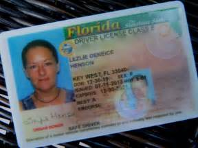 Florida Drivers License Template by Lezlie S World Florida Resident