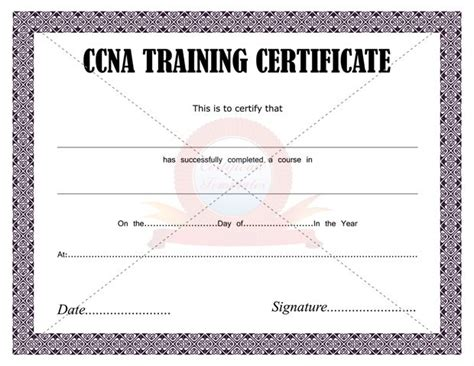 education certificate templates 10 best completion certificate images on