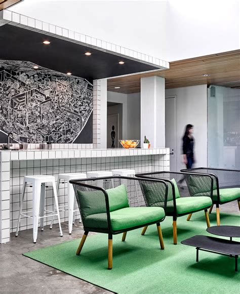 barrows office space design by ghislaine vinas interiorzine
