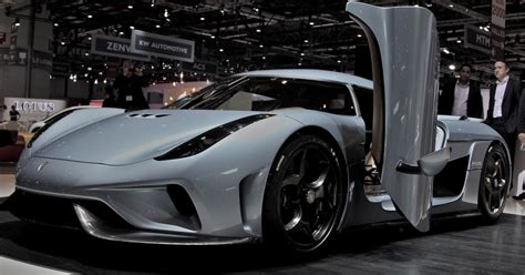 Koenigsegg Door This Is One Of The Few Instances Where